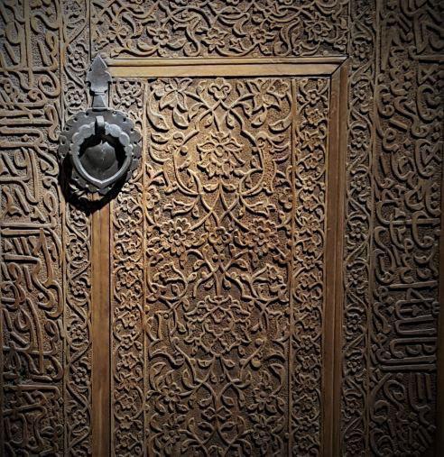 شیوه های منبت کاری و حجم شناسی در هنر منبت